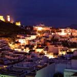 Alora Castillo by Night
