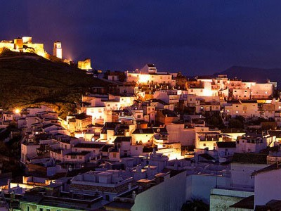 Alora Castillo by Night